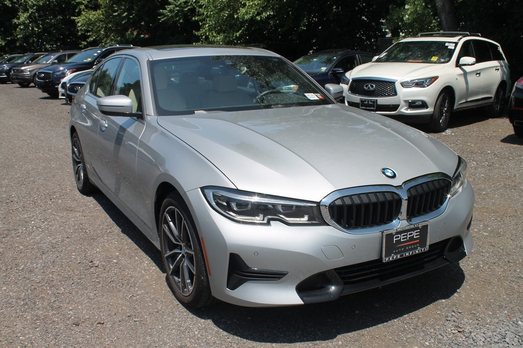 Pre Owned 2019 Bmw 3 Series 330i Xdrive 4d Sedan In White Plains