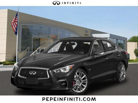 New 2019 INFINITI Q50 INFINITI Q50 3.0t SIGNATURE EDTION AWD